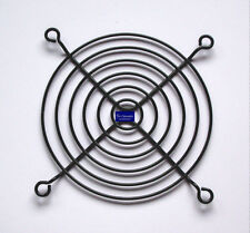 Lüftergitter Schutzgitter Metall schwarz 140x140mm für 140mm Gehäuselüfter
