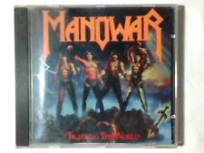 MANOWAR Fighting the world cd GERMANY