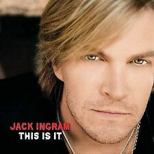 2 CD lot  Jack Ingram THIS IS IT and UNLEASHED Ingram & robisons