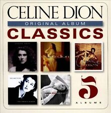 Original Album Classics - Celine Dion 5CD