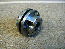 "Flexible Shaft Coupling 1-3/8"" by 1-3/16"" Finished Bore"