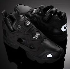 "Concepts x Reebok InstaPump Fury CC ""Chanel"" Black/3M SIlver BS5095 Cncpts"