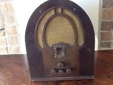 1930's Philip Table Radio Model 89 And Series 19