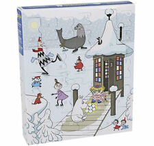 Moomin Advent Calendar with Plastic Figures Christmas 2016 Martinex