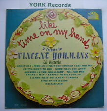 LIKE TIME ON MY HANDS - A Tribute To Vincent Youmans - Excellent Con LP Record