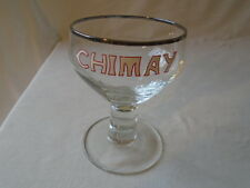 CHIMAY   VERRE  EMAILLE  TRAPPISTES  ABBAYE  DE  SCOURMONT  FORGES  LEZ  CHIMAY