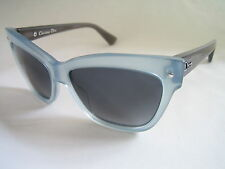 DIOR SUNGLASSES DIOR JUPON 2 3KA HD OPAL TRANSLUCENT GREY GENUINE BNWT WOMENS