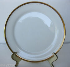 VTG 24K BONE CHINA BREAD PLATE BY MIKASA #A7007 MADE BY NARUMI, JAPAN