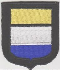 GERMAN ARMY EAST VOLUNTEERS SLEEVE SHIELD PATCH  insignia patch for sleeve