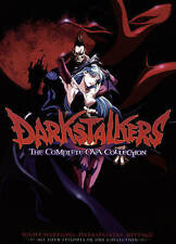 Night Warriors: Darkstalkers Revenge: The Complete OVA Collection (DVD, 2016,...