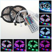 10M 3528 SMD RGB 600LEDS  Fairy STRIP +44 KEY IR REMOTE DOUBLE OUTPUT CONTROLLER