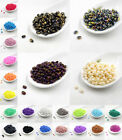 5x2.5mm Luster SUPERDUO Czech Glass Seed Beads Two Hole Super Duo 50/100/240pcs