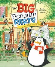 The Big Penguin Party : A Find Me If You Can Adventure by Fabian Jeremies and...