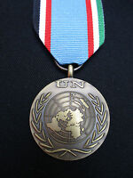 BRITISH ARMY,PARA,SAS,RAF,RM,SBS - UN Military F/S Medal & Ribbon - IRAN/IRAQ