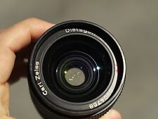 Carl Zeiss Hollywood Distagon 28mm f2 Contax C/Y Mount Vintage Lens