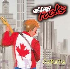 City Rocks: Canada Various Artists MUSIC CD
