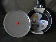 Anodized Lid for The One Egg Wonder Fry Pan , Alcohol stove cooking