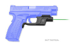 DLP Tactical Green Laser Sight for Springfield Armory XD XDM HS2000 9mm .40 .45
