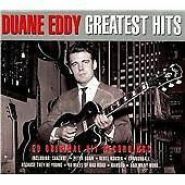 DUANE EDDY GREATEST HIT (2 CD - 60 RECORDINGS) NEW