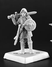 Reaper Miniatures KAGUR BLACKLION FEMALE FIGHTER Pathfinder 60168