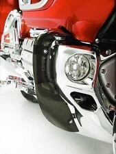 Lower Cowl Deflector Set - Smoke - by Show Chrome for Goldwing GL1800 (52-715)