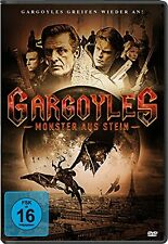 Gargoyles - Monster aus Stein DVD DE-Version Joe Penny, Wes Ramsey, Ayton Davis