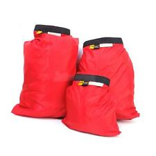 3 PCs WATERPROOF DRY BAG SACK CANOE KAYAK CAMPING CYCLING DIVING SAILING FISHING