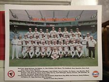 Dealer lot of 30 Nice 1981 Baltimore Orioles Team Photos - Ripken's First Year