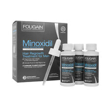 FOLIGAIN P5 MINOXIDIL 5% 3 Months Supply