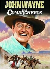 The Comancheros John Wayne, Stuart Whitman, Michael Curtiz Rated: NR  DVD NEW