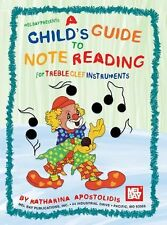 Mel Bay Child's Guide to Note Reading for Treble Clef Instruments