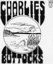 "CHARLIES ""BUTTOCKS"" SHADOKS RE FIN HEAVY PSYCH 1971"