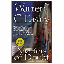 Matters of Doubt: A Cal Claxton Oregon Mystery (Cal Claxton Oregon Mysteries)