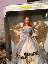 NEW IN BOX - ANGEL OF PEACE BARBIE - COLLECTOR EDITION 1999