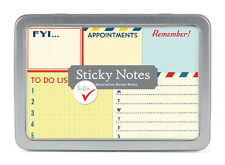 Cavallini & Co. To Do Sticky Note Set / Decorative Post its