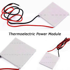 New Thermoelectric Power Generator Peltier Module TEG 40*40mm High Temperature