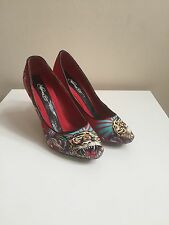 Ed Hardy Women Shoes Size 3 Limited Edition