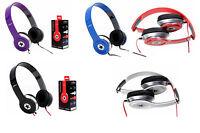 HiFi DJ Kopfhörer Star Bass Headphones Mp3 IPhone PC Bügelkopfhörer Faltbar VP