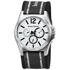 BRUNO BANANI -BR21028- SERIE TERIS LUXUS DESIGNER MULTI- UHR MIT BOX-PAPPIERE
