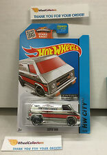 Super Van #55 * ZAMAC * Hot Wheels 2015 * H29