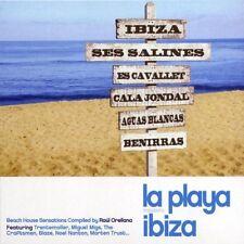 La Playa Pres.Ibiza 2CDs 2009 Trentemöller Miguel Migs