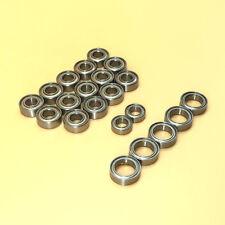 21pcs Metal Sealed Ball Bearing For TAMIYA TGS CHASSIS
