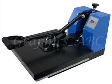 "15""x15"" Digital T-shirt Heat Press Machine w/ Free non-stick 5mil Sheet"