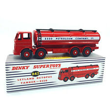 Atlas camion-citerne esso 1:43 dinky toys 943 supertoys leyland octopus diecast