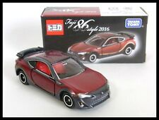 TOMICA FUJI TOYOTA 86 STYLE 2016 1/60  TOMY Diecast Car