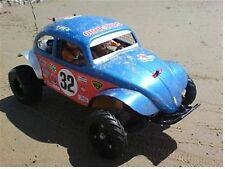 Kamtec STREET ROD VW Beetle 1:10 RC Auto Body LEXAN 093