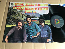 FREDDY FENDER / MICKEY GILLEY & RONNIE MILSAP - THAT IS - LP - PICKWICK JS-6196