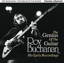 Genius Of The Guitar: His Early Records - Roy Buchanan (2016, CD NEU)