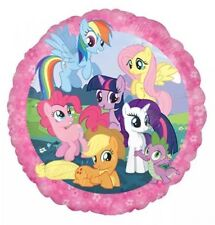MY LITTE PONY FOIL BALLOON Birthday Party Supplies Twilight Sparkle Unicorn FREE
