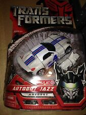 TRANSFORMERS MOVIE 2007 DELUXE G1 deco homage Jazz Target Exclusive Misb